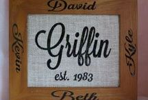 Personalized Gifts / by Beth Griffin