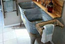 Laundry room ideas / by Judith Coan-Stevens