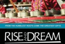 "Rise and Dream / Teens living in poverty in the Philippines ""Rise and Dream"" through a once-in-a-lifetime concert and by meeting life's challenges with dignity. / by Unbound"