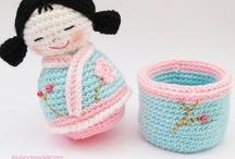 Amazing Crochet and Knit Ideas / by Jo Ready