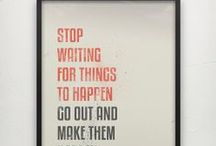 Words Poster / by Afdzal Ahmad