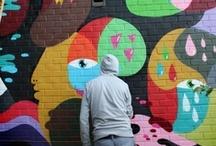 Street Art / by Afdzal Ahmad