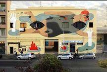 Graffiti / Mural / by Afdzal Ahmad