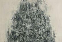 Jayne Anita Smith drawings