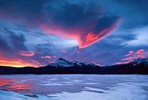 Nature--Fire & Ice