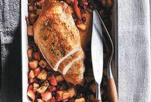 Des recettes pour Noël / D'excellentes recettes pour élaborer vos menus des fêtes! / by Magazine Châtelaine