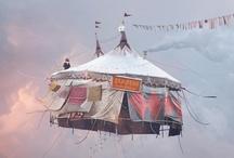 . circus . / by Sharon Smith