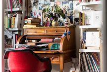 Home Office / by Judith Coan-Stevens