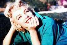 MARILYN MONROE / by Mary Carmen