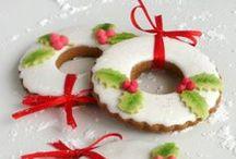 CHRISTMAS SWEET. DULCES DE NAVIDAD. / by Mary Carmen