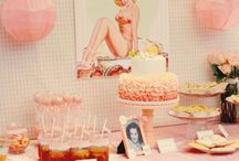 Party & Gift Ideas for Mel's Stagette / by Erin Rose
