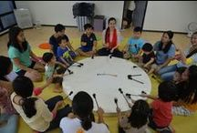 Music in Schools / Music belongs in our schools. Music and the arts speak to us and for us in profound and immeasurable ways. Early childhood music can also impact the measurable side of education, including early literacy and language acquisition. Do you want to bring musical learning into your school? Learn more about Kindermusik programs for schools at http://www.kindermusik.com/schools