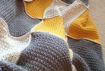 crochet project- star trek blanket inspiration