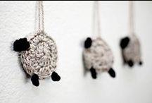 Crochet - applique