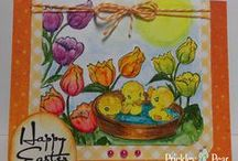 Prickley Pear Stamps / Cards