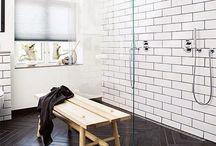 Salles de bains / by Magazine Châtelaine