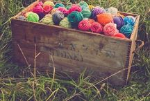 Wool & yarn <3