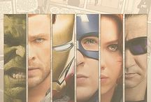 marvel: avengers. / assemble. / by Debra Richelle