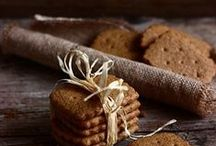 . sweet thing . cookies . / biscuits & cookies . shortbread & tuiles . florentines & gingernuts . sweet & savoury .  / by Sharon Smith
