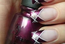 Twist on the french manicure