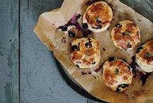 . food . scones . / scones . just scones . { sweet & savoury } . & . things to go on top of scones . { sweet & savoury } .