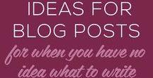 Blogging, Web Writing, & Wordpress