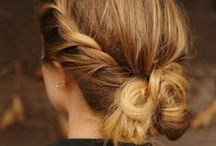 hair styles i want to try. / by Erin Cartwright