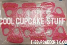 Cool CupcakeStuff / Cool cupcake products, arts, gadgets, etc / by DCCupcake Critic