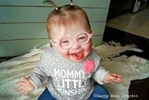 """~Pip~ / Reid Layne, """"Pip"""" is my baby girl who just happens to have an Down syndrome- See our journey here- http://www.happysoulproject.com/2012/12/life-is-beautiful-because-reid-layne-is.html"""