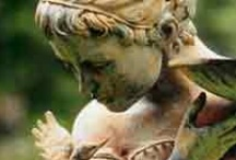 Garden Art and Statuary / by Carol Austin