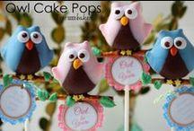 Cooking-Cake Pops & Truffles / by Stephanie Sheridan