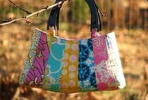 Bag/Tote Tutorials / by Stephanie Sheridan