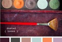 Design -- Color Palette Ideas