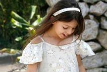 Patrons de couture pour fille / by HER Little World
