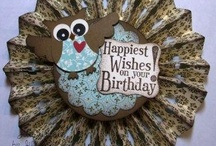Stampin Up-Owl Punch / by Stephanie Sheridan