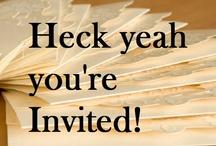 Invitations / by Elizabeth King