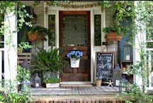 *Porch Decorating* / by Kristin Pittman
