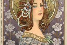 Art Nouveau... / by Carol Austin