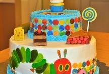 Very Hungry Caterpillar Day / #HungryCaterpillar