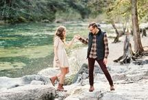 What to wear / Ideas and inspiration for your upcoming engagement shoot / by Jen Rodriguez
