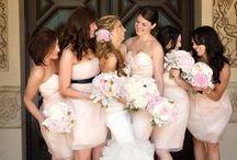 Bridesmaids / by Elizabeth King