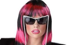 Fancy Dress Wigs / Some of the best and most unique wigs listed below from our superb Fancy Dress collection, from the absolute wonderful to the totally bizarre, we have some of the most outrageous ideas as well as the timeless classics for those who are looking to complete their fancy dress costume to it's full potential.