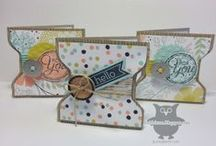 Stampin Up-Envelope Punch Board / by Stephanie Sheridan