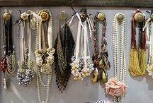 jewelry organization. / by Erin Cartwright