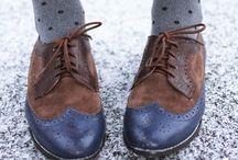 Shoes / Tes pieds ou les miens