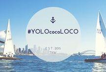 Yacht Week #YOLOcocoLOCO / by Cassie Z.
