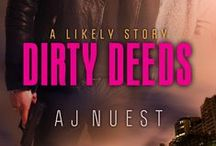 Dirty Deeds / A Likely Story, Book 1