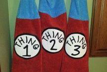 DIY Hooded Towels