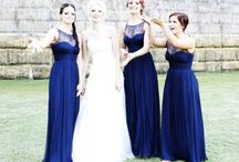 Bridesmaids / Lovely ideas and inspiration for your Bridal Party!