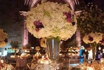 Floral Table Centres
